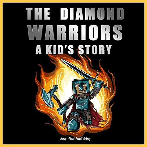 The Diamond Warriors audiobook cover art