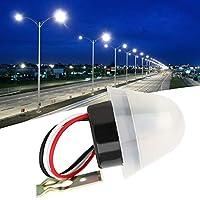 ライトスイッチ、自動街路灯スイッチ街路灯高速道路の工場、庭園、港への簡単な設置