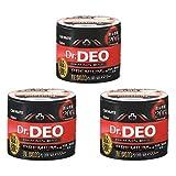 カーメイト 車用 除菌消臭剤 ドクターデオ Dr.DEO プレミアム 置き型 無香 安定化二酸化塩素 D224 のお得な3個セット 100g*3個 D224T