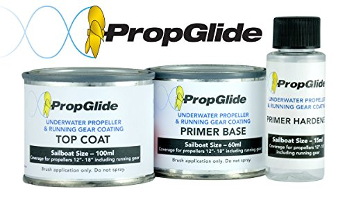 PropGlide Foul Release Propeller and Running Gear Coating (175ML Kit)