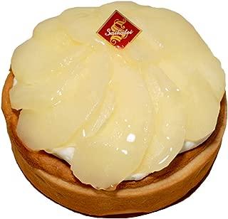 【通販限定オリジナル商品】 レクチェタルト (直径15㎝)【洋ナシ】洋菓子 リキュール バースデーケーキ お祝い ギフト 冷凍便