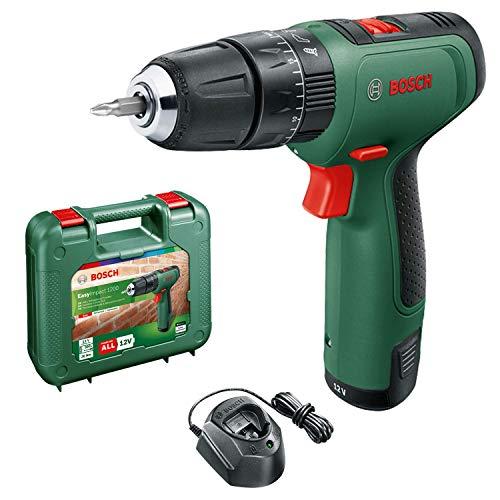 Bosch DIY tools 06039D3170 Bosch Cordless Hammer Drill EasyImpact 1200 (1x...