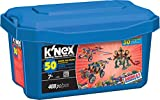 K'Nex 33122Building Set, 50Model Big Value, 408Pieces, Age 7+, Building and Construction Toy