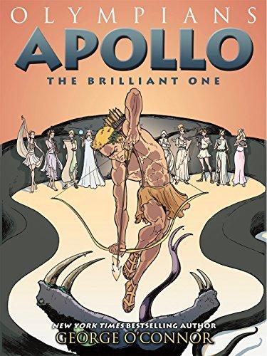 Olympians: Apollo: The Brilliant One (Olympians, 8)