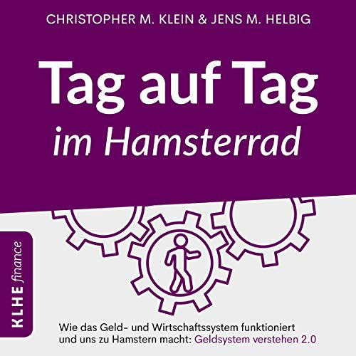 Tag auf Tag im Hamsterrad [Day After Day in the Hamster Wheel] cover art