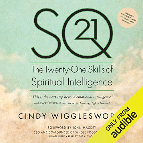 SQ21 audiobook cover art