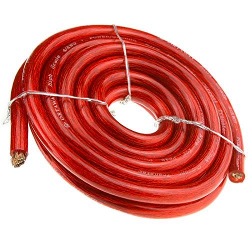 Stromkabel 170 Amps 25mm Batterie Kabel Rot
