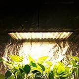 SANGSHI Lámpara LED para plantas, 1000 W, 225 ledes, espectro completo, panel de luz, flores, para jardín de infancia