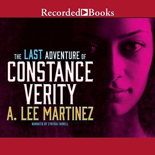 The Last Adventure of Constance Verity cover art