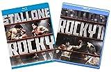 Rocky 2-Pack Blu-ray Collection: Rocky (40th Anniversary Edition) / Rocky II [Rocky 1 & 2 Bluray Bundle]