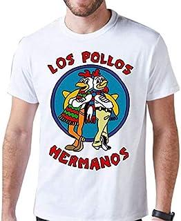Camiseta Breaking Bad Camisa Breaking Bad Blusa Séries