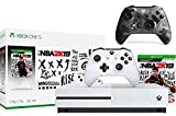 Microsoft Xbox One S 1TB NBA 2K19 Bundle + Night Ops Camo Special Edition Wireless Controller | Include:Xbox One S 1TB Console ,NBA 2K19 Full-Game, Wireless Controller