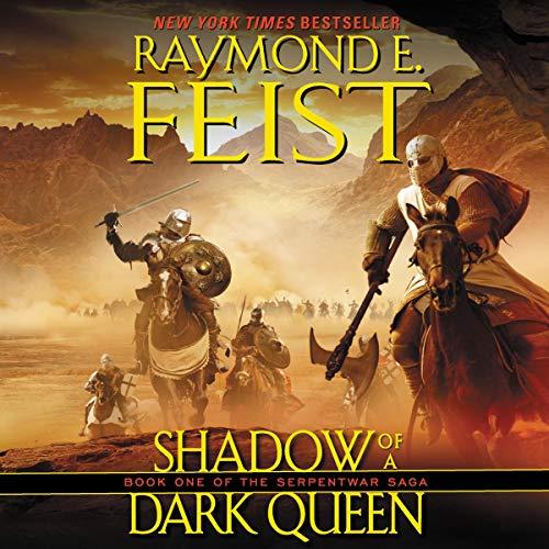 Shadow of a Dark Queen audiobook cover art