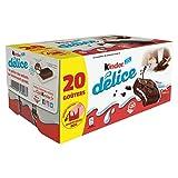 Kinder Delice Gâteaux Cacao Fourré au Lait 0.78 kg