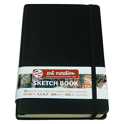 NEU Art Creation Sketch Book, 13x21cm, 80 Blatt