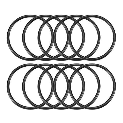 Sourcingmap Dichtungsring/O-Ring aus Gummi, mechanisch, 68x60x4mm, 10Stück de
