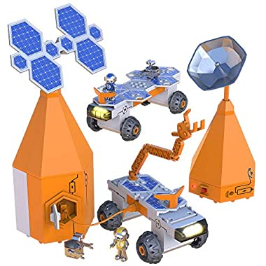 Educational Insights Circuit Explorer Rover Space Toy, Building Set, STEM Toy Boys & Girls Ages 6+
