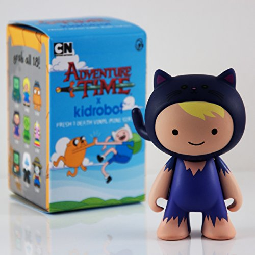 Susan Strong - Adventure Time Mini Series 2 by Kidrobot - Opened Blind Box Item