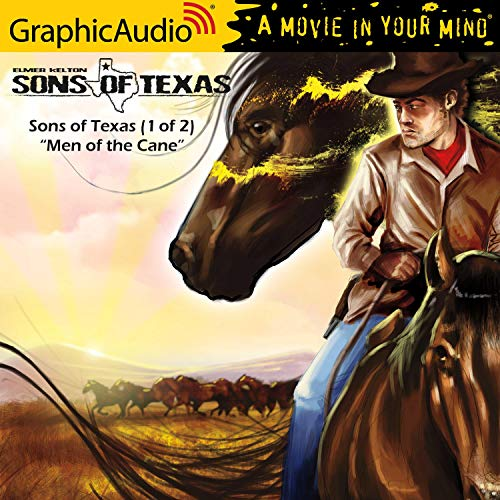 Sons of Texas (1 of 2)  By  cover art