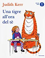 Una tigre all'ora del tè