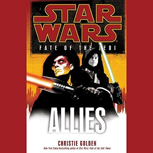 Page de couverture de Star Wars: Fate of the Jedi: Allies