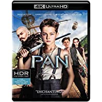 Pan 4K Ultra HD + Blu-ray + Digital HD