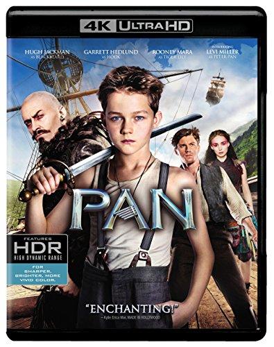 Pan 4K Ultra HD  Bluray  Digital HD
