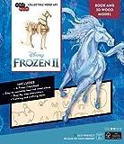 IncrediBuilds: Disney Frozen 2: Water Nokk Book and 3D Wood Model: Adventures of Arendelle...