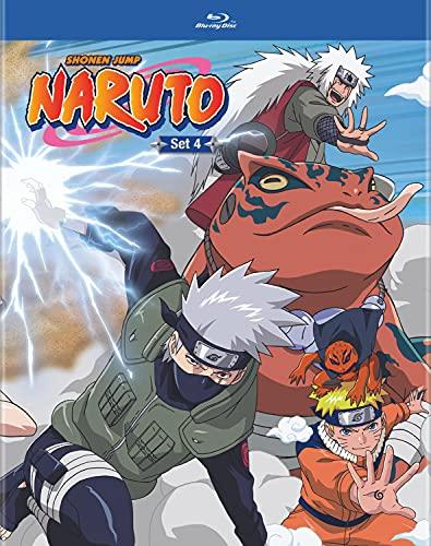Naruto: Set 4 (BD) [Blu-ray]