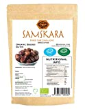 Datiles Deshuesados Organico/Ecologico Bio Sin Semillas SAMSKARA Seedless Dates Organic/Ecologic Bio | for Vegan/Raw Cakes/Energy Bars/Smoothies/Shakes creative cooking …
