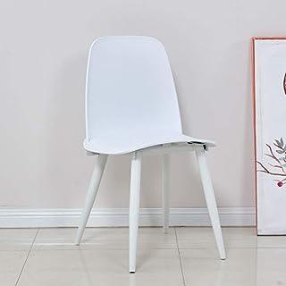 QFWM Sillas de Comedor Sillas de café y sillas de Comedor for Casual Home Living y comedores Cocina Comedor Muebles (Color : Nine, Size : 51x44x80cm)
