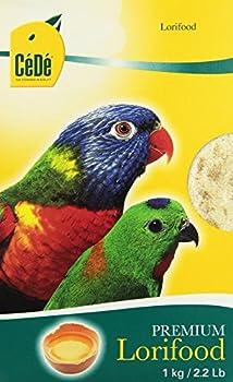 Cédé Lorifood Alimentation Complète pour Oiseau 1 kg
