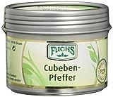 Fuchs Cubebenpfeffer, 3er Pack (3 x 40 g)