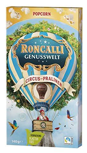 Roncalli Circus-Praline Popcorn, 140 g