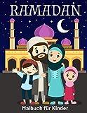 Ramadan: Malbuch für Kinder