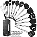 Silicone Cooking 13 Piece Kitchen Utensils Sets