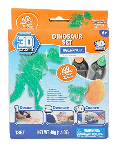 3D Maker Dinosaur Expansion Pack