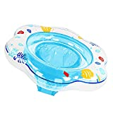 Anillo de natación para bebé, flotador de natación inflable de la piscina del bebé con asiento para niños Piscina de natación, Flotador de natación para bebé para niños pequeños 6-36 meses