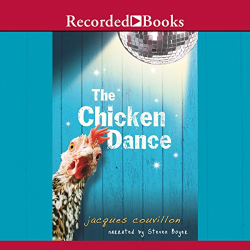 The Chicken Dance audiobook cover art