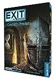 Giochi Uniti- Exit: Il Castello Probito, Multicolor, GU619