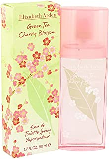 Green Tea Cherry Blossom by Elizabeth Arden 1.7 oz Eau De Toilette Spray for Women