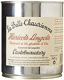 La Belle Chaurienne Haricots Lingots Cuisinés à la Graisse d'Oie 840 g