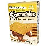 Kinnikinnick S'moreables, Graham Style Crackers ,8 Ounce