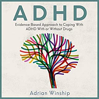 ADHD audiobook cover art