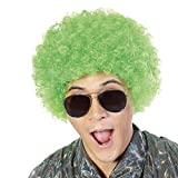 Fluffy Afro Synthetic Clown Wig for Men Women...