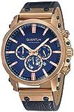 Quantum PWG671.499 Reloj para Hombre, color Azul, Estándar