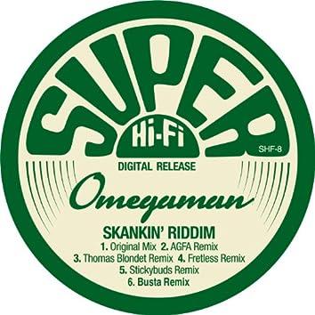 Skankin' Riddim EP