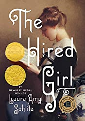 The Hired Girl is a middle grade and YA novel for kids.
