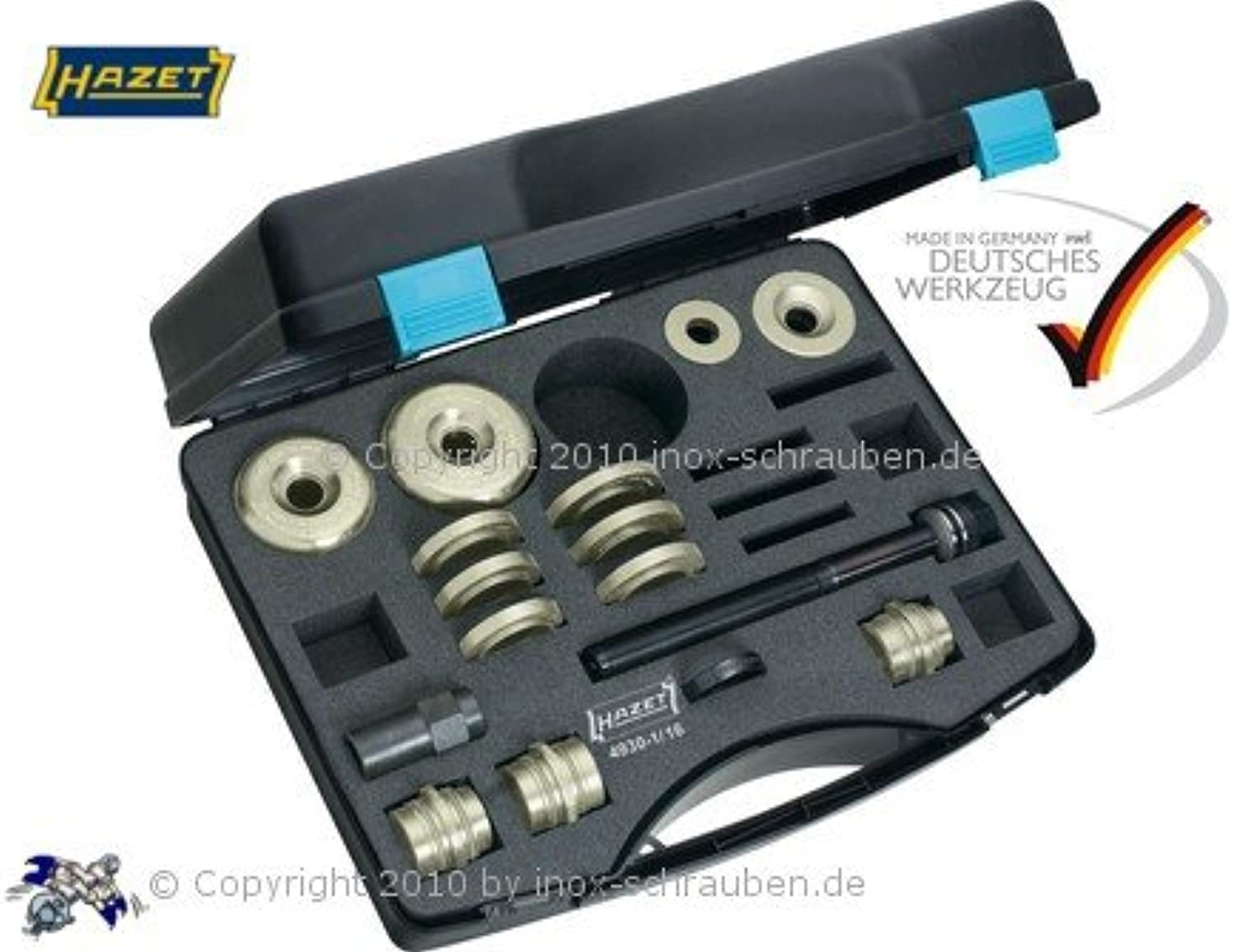 HAZET – Unter Berücksichtigung Tool Set 4930 – 2 15 B00HPWT6WY | Bevorzugtes Material