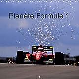Planète Formule 1 (Calendrier mural 2021 300 × 300 mm Square)